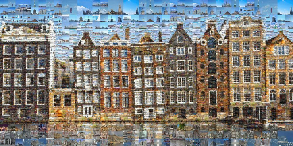 Fotografie AMSTERDAM - CHARIS TSEVIS - Bildermalerei