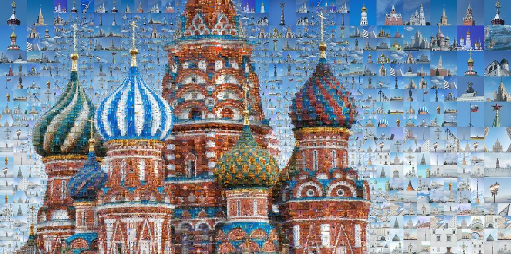 Photographie MOSCOW - CHARIS TSEVIS - Tableau photo