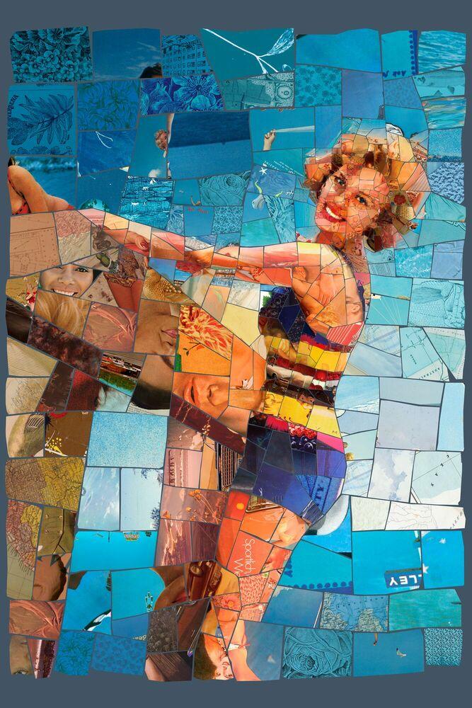 Fotografia UNDER THE BOARDWALK - CHARIS TSEVIS - Pittura di immagini