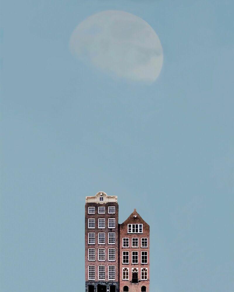 Fotografia AMSTERDAM HOUSE - CHARLOTTE VAN DRIEL - Pittura di immagini