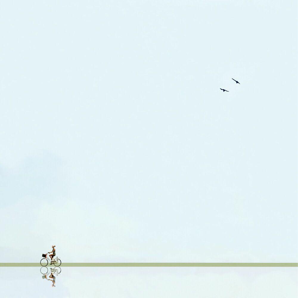 Fotografia SEIZE THE DAY - CHARLOTTE VAN DRIEL - Pittura di immagini