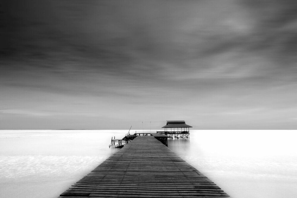 Photographie Tranquility - CHEE SEONG FOO - Tableau photo