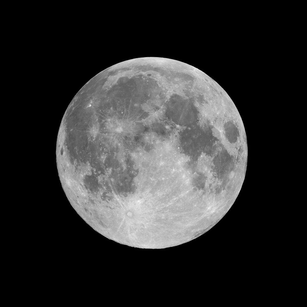 Fotografia Pleine lune - CHRISTIAN ARSIDI - Pittura di immagini