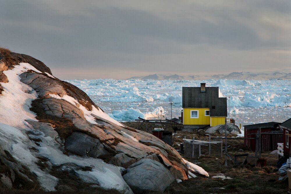 Photograph GREENLAND 025 - Christophe  Jacrot - Picture painting