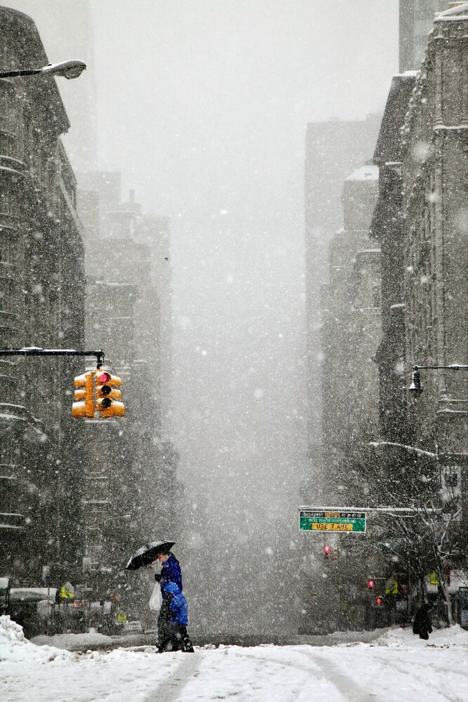 Photograph NEW YORK 050 - Christophe  Jacrot - Picture painting
