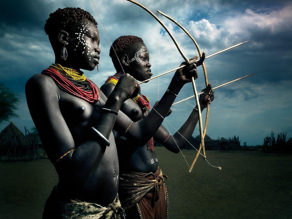 Fotografie Ethiopian Feminism - CINTIA BARROSO ALEXANDER - Bildermalerei