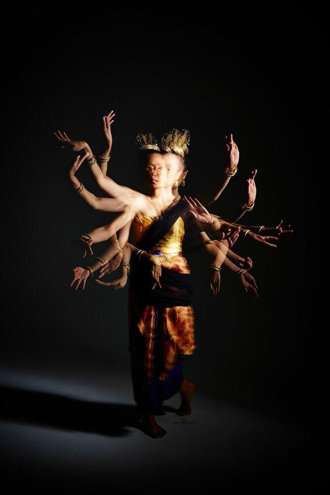 Fotografie Wrapped - D-JAI KOSIYABONG - Bildermalerei