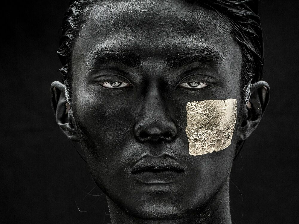 Fotografie BLIND SILENCE I - DAMIEN DUFRESNE - Bildermalerei