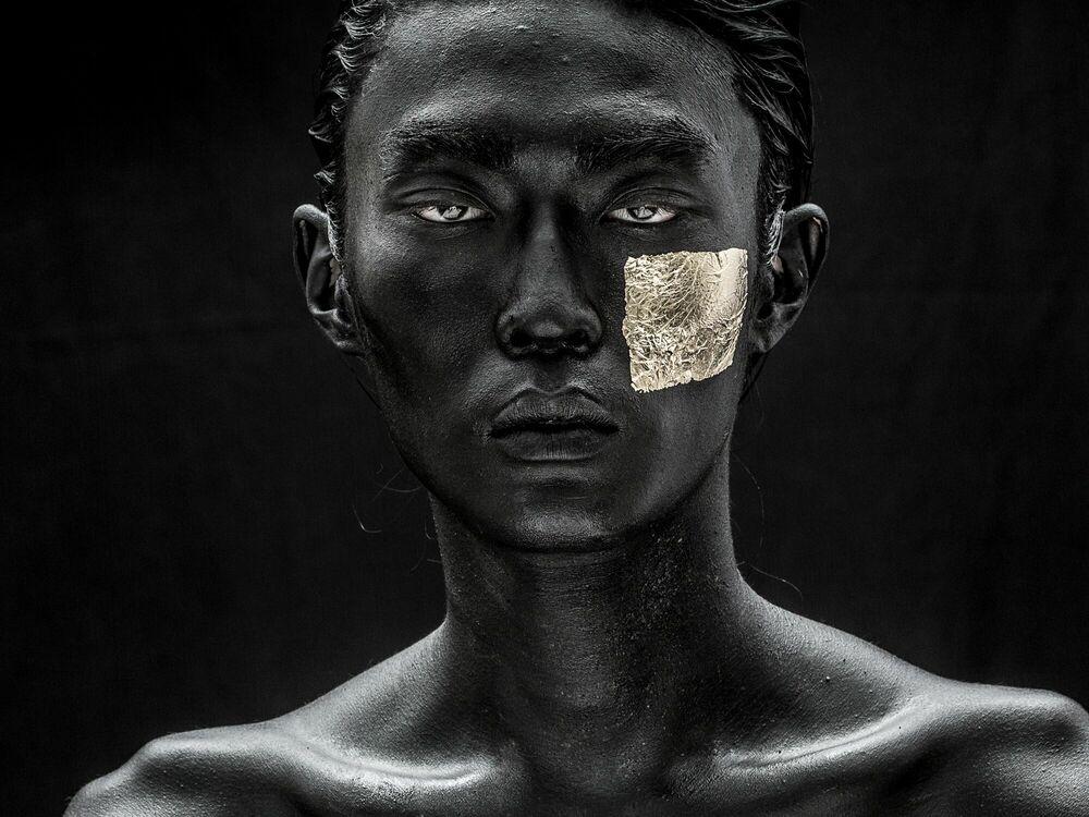 Fotografia BLIND SILENCE II - DAMIEN DUFRESNE - Pittura di immagini