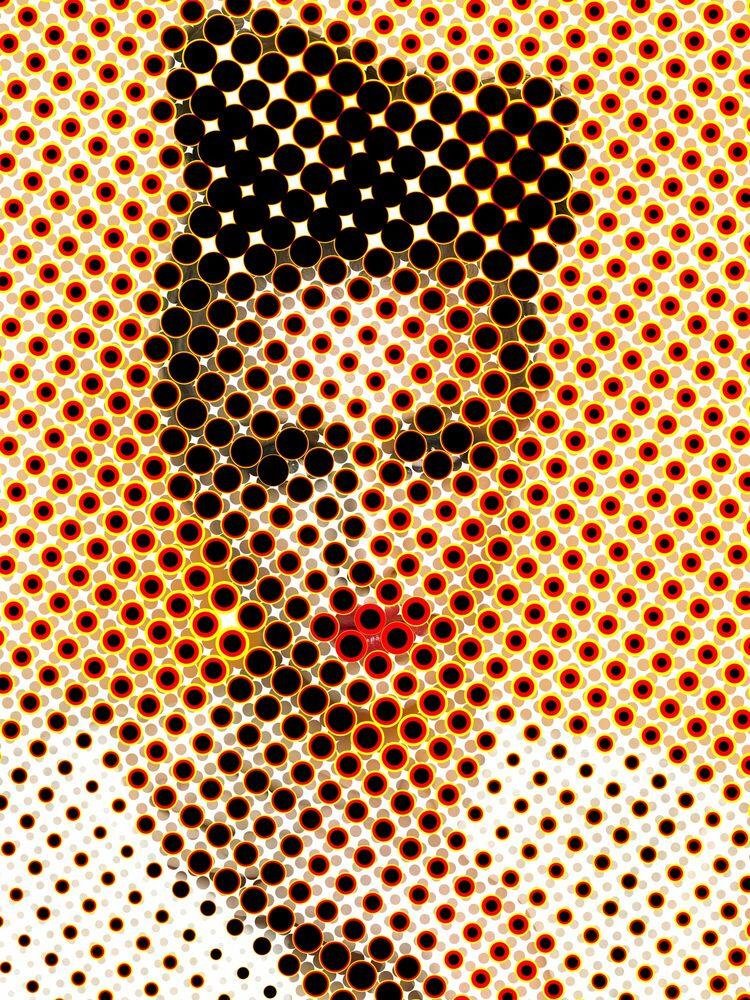 Photographie Fantasy mesh - Damien Mohn - Tableau photo
