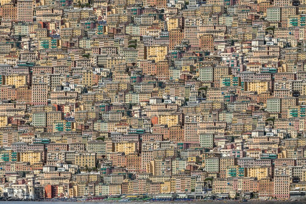 Fotografia CAMOGLI - DANIELE TACCHINARDI - Pittura di immagini