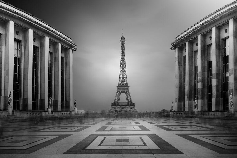 Fotografia EIFFEL - DENNIS RAMOS - Pittura di immagini