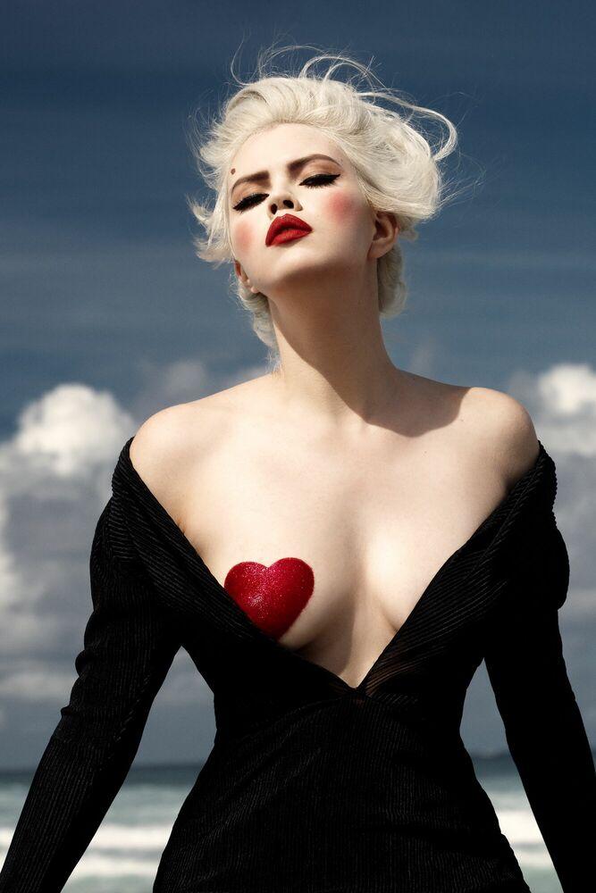 Fotografie ANGELS HEART - ELENA IV-SKAYA - Bildermalerei