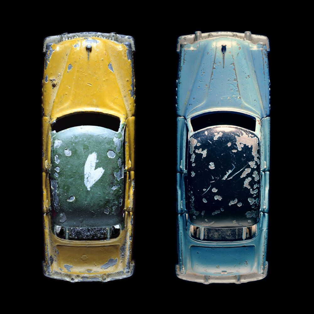 Photograph Buick Roadmaster - EMMANUEL GEORGES - Picture painting