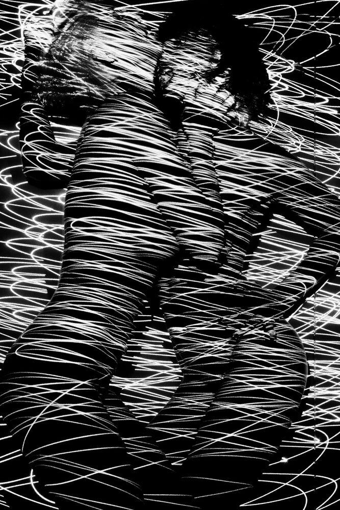 Photographie TWINS 2 - ERIC LIGNIER - Tableau photo