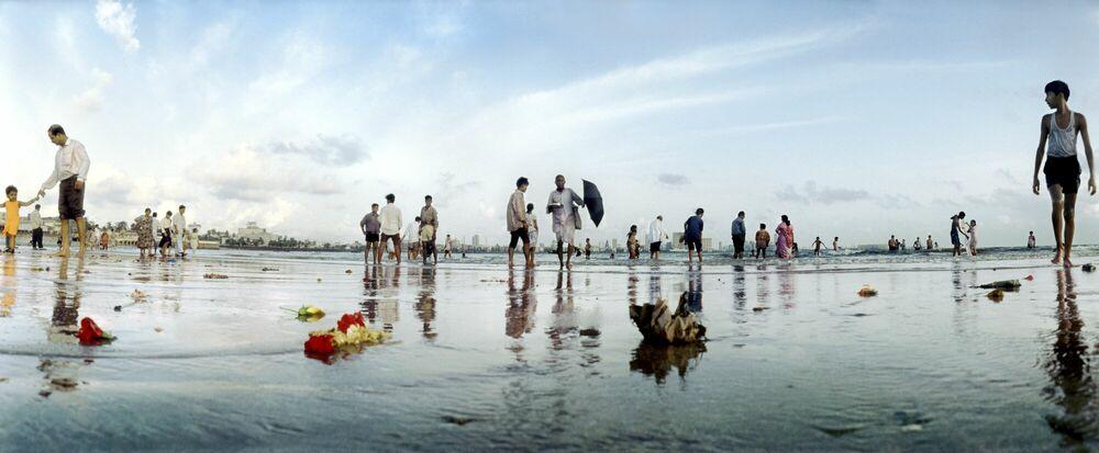 Photographie Bombay Blues - FABRICE MALZIEU - Tableau photo