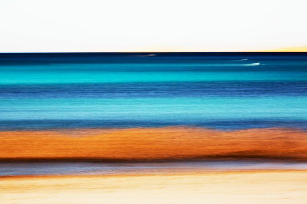 Photographie Sardinia Sea Day 1 - Fan Li - Tableau photo