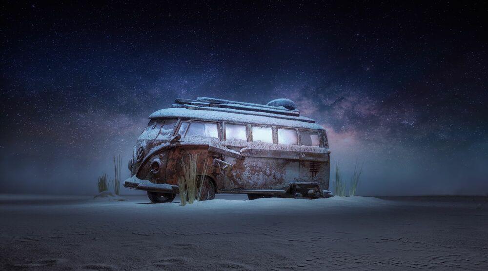 Photographie INNER JOURNEY - FELIX HERNANDEZ DREAMOGRAPHY - Tableau photo