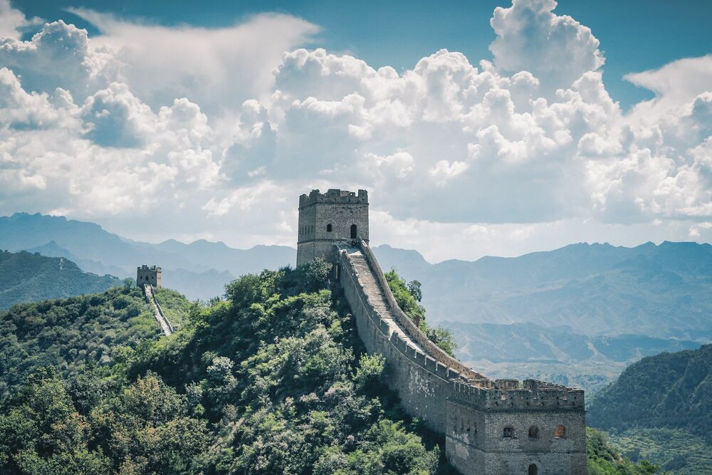 Photographie CHINA GREAT WALL - FLORIAN DELALEE - Tableau photo