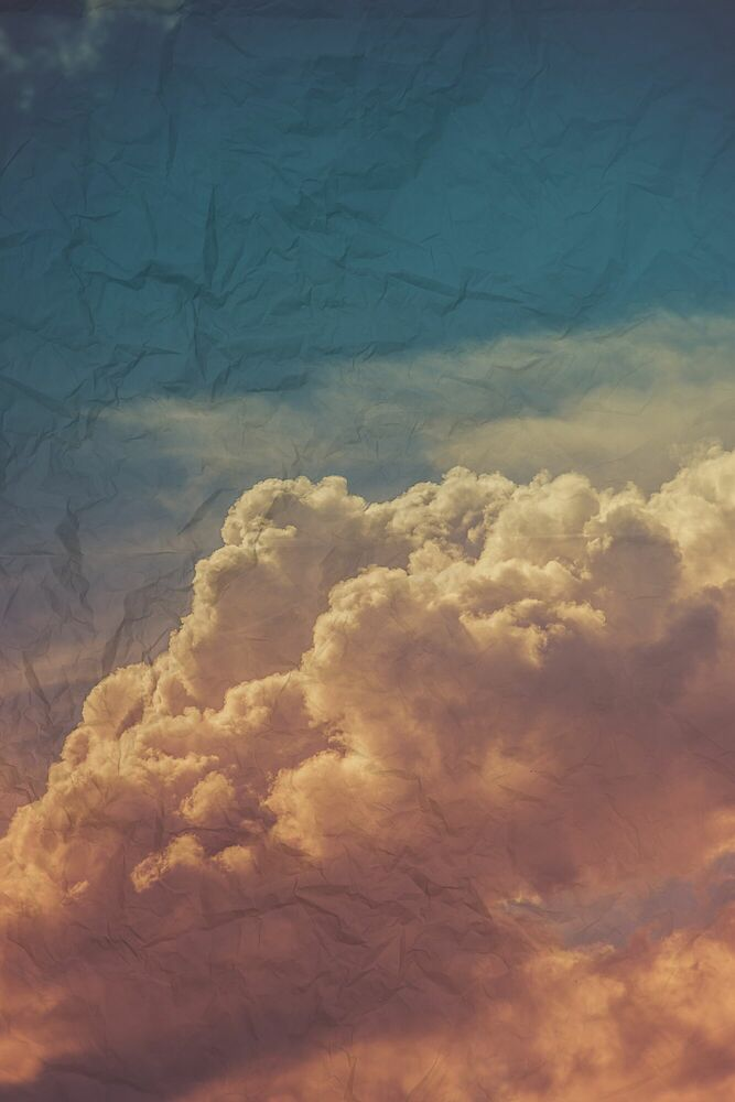 Photographie PAPERSKY 28 - FLORIAN MULLER - Tableau photo