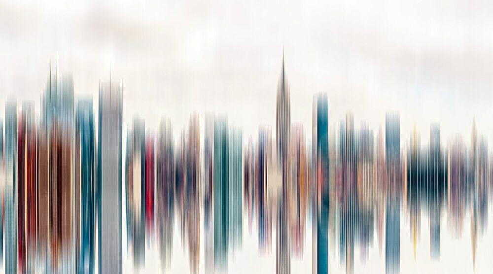 Fotografia TRANSITUS MANHATTAN 9 - FLORIAN MULLER - Pittura di immagini