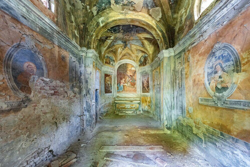 Photograph HEAVEN CAN WAIT - FRANCIS  MESLET - Picture painting