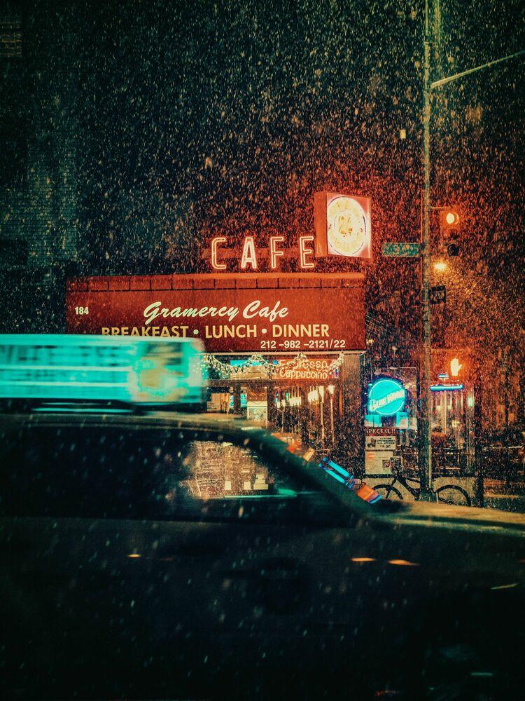 Fotografie GRAMERCY CAFE NYC - FRANCK BOHBOT STUDIO - Bildermalerei