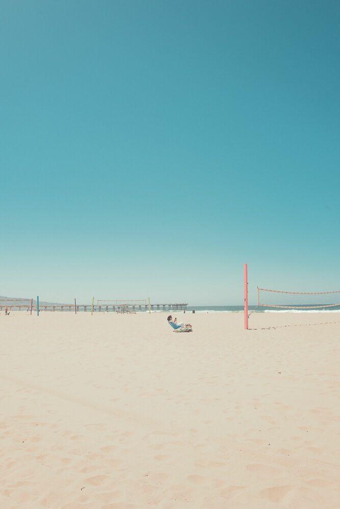 Photographie HERMOSA BEACH LA - FRANCK BOHBOT STUDIO - Tableau photo