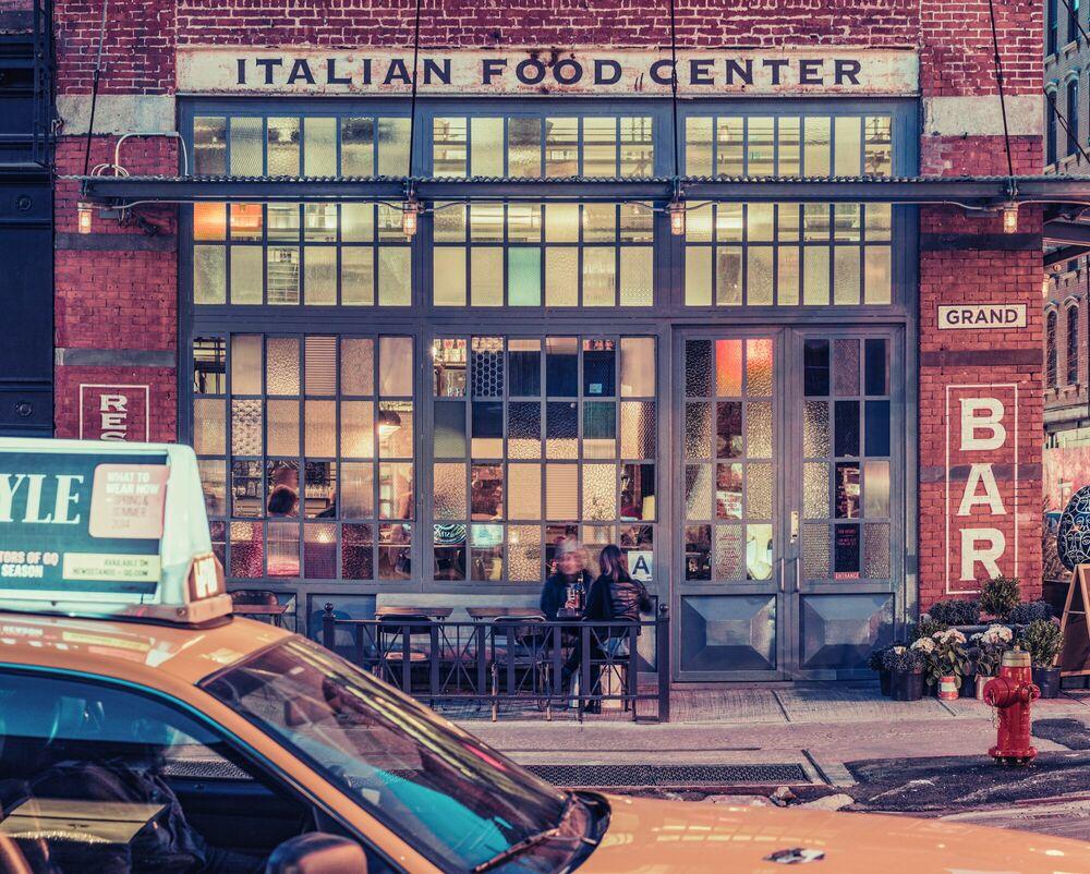 Fotografie ITALIAN FOOD CENTER II - FRANCK BOHBOT STUDIO - Bildermalerei