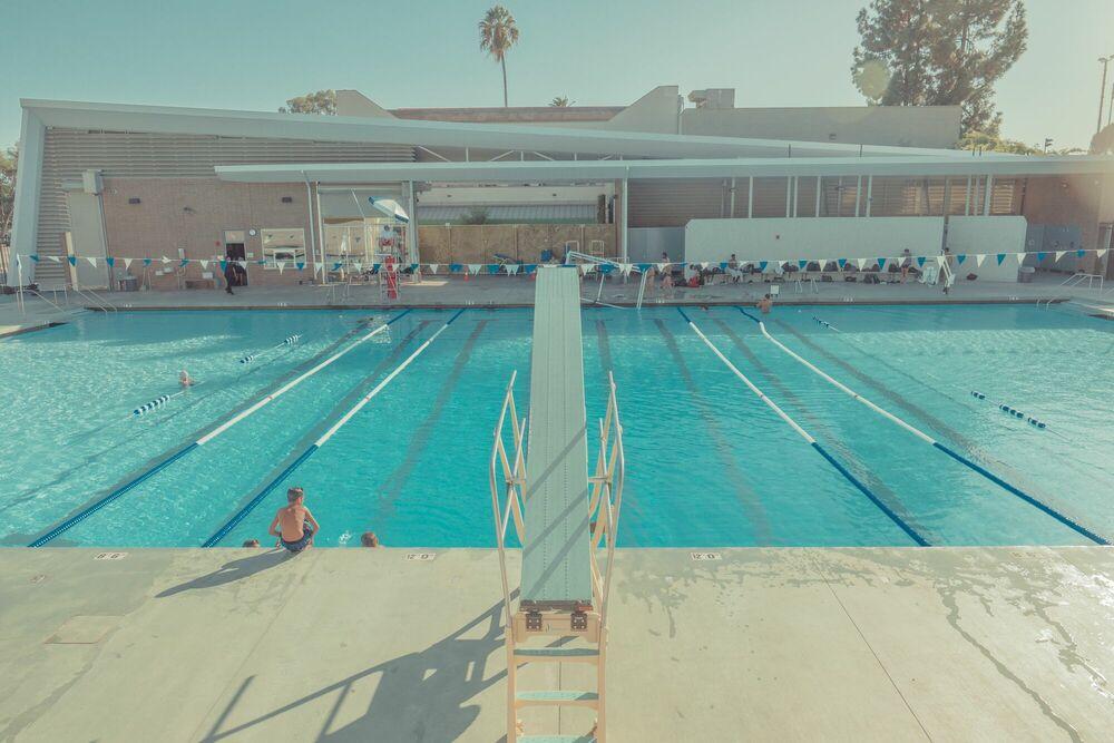 Fotografia LE PLONGEOIR LOS ANGELES - FRANCK BOHBOT STUDIO - Pittura di immagini