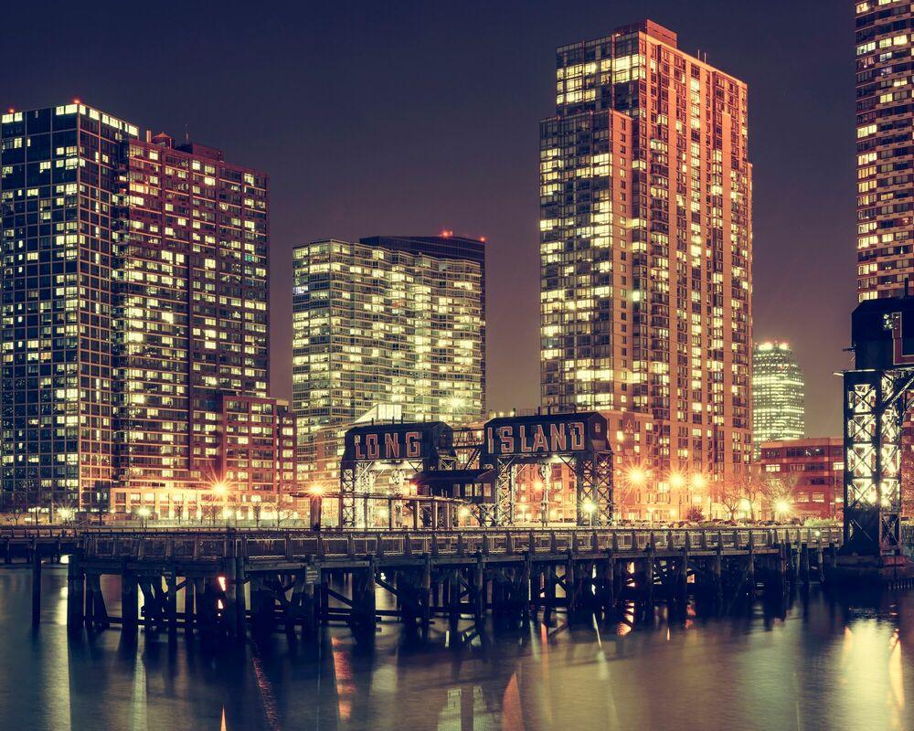 Fotografia Long Island City, Queens, NYC - FRANCK BOHBOT STUDIO - Pittura di immagini