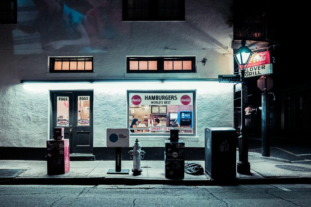 Fotografia NEW ORLEANS BY NIGHT - FRANCK BOHBOT STUDIO - Pittura di immagini