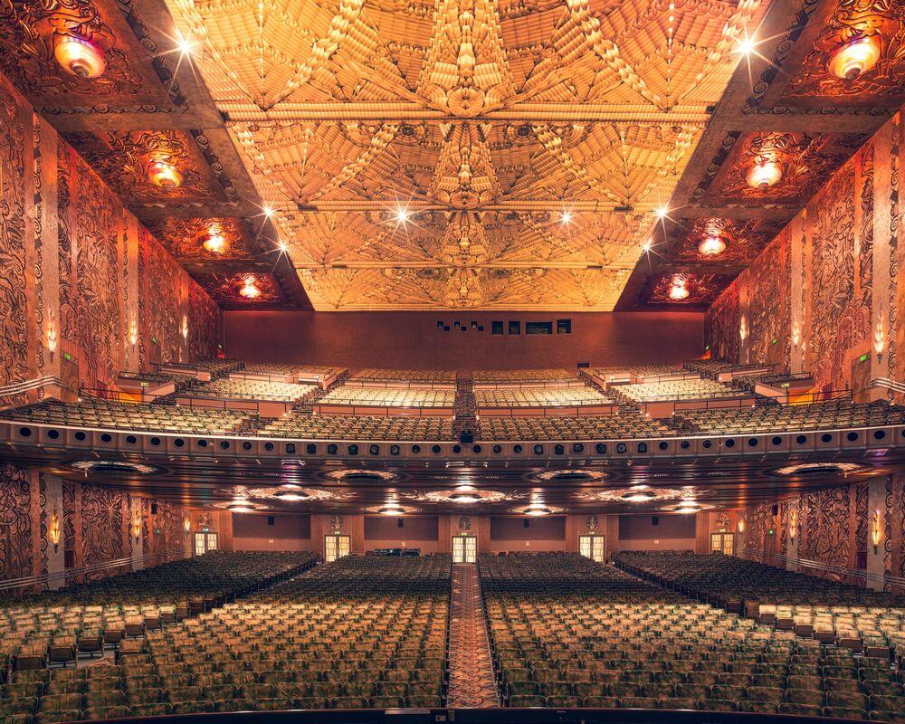 Fotografie Paramount Theater II - FRANCK BOHBOT STUDIO - Bildermalerei