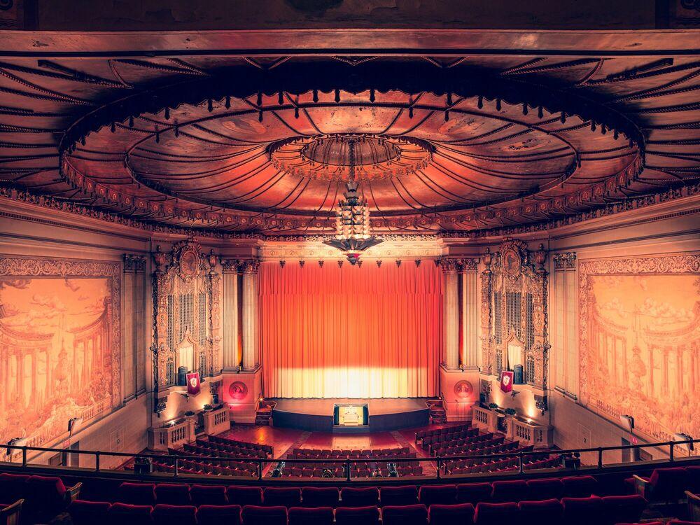 Fotografia The Castro Theatre II - FRANCK BOHBOT STUDIO - Pittura di immagini
