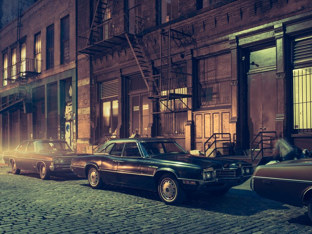 Photographie THE QUEEN OF NEW YORK - FRANCK BOHBOT STUDIO - Tableau photo