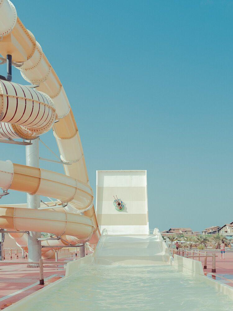 Fotografia YELLOW TUBE - FRANCK BOHBOT STUDIO - Pittura di immagini
