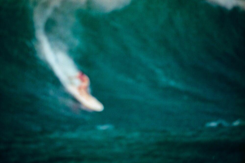 Photographie Le surfeur - FRANÇOIS FONTAINE - Tableau photo