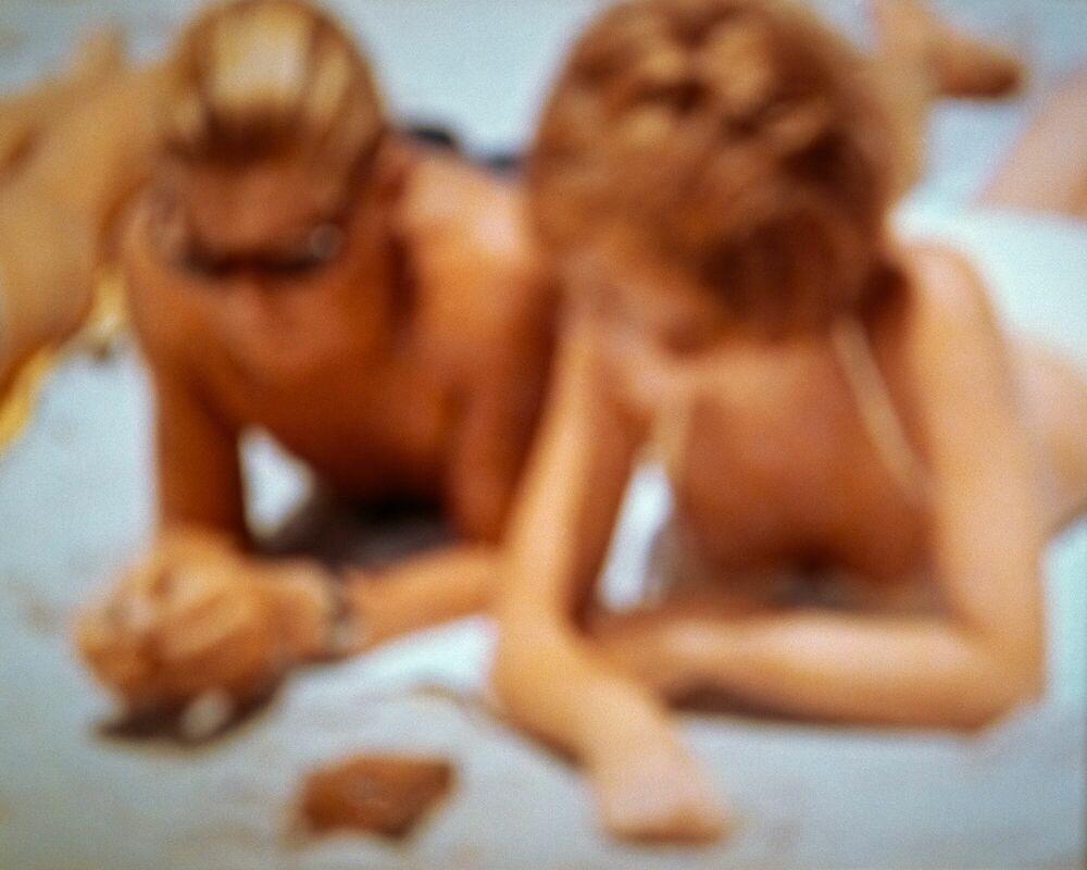 Photographie Les amoureux de malibu beach - FRANÇOIS FONTAINE - Tableau photo
