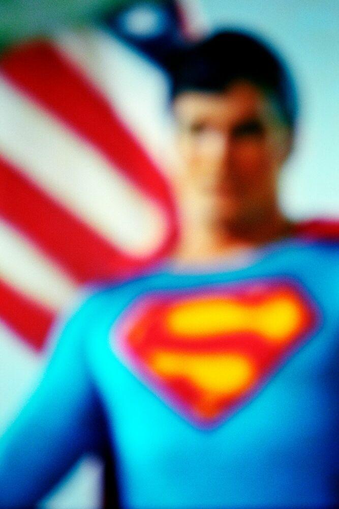 Photographie SUPERMAN 1 - FRANÇOIS FONTAINE - Tableau photo