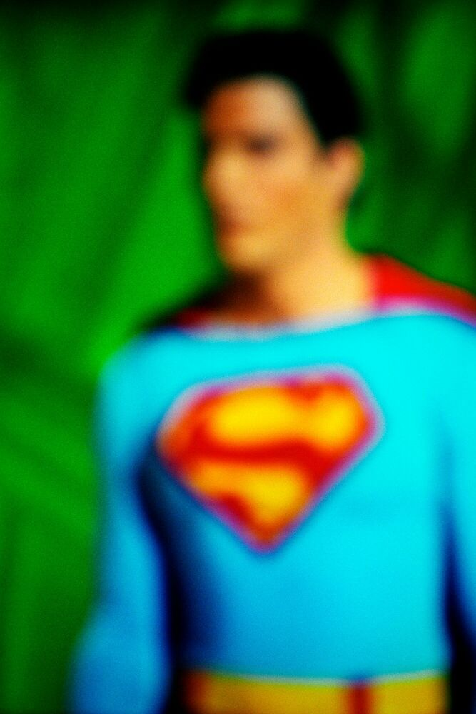 Fotografie SUPERMAN 3 - FRANÇOIS FONTAINE - Bildermalerei