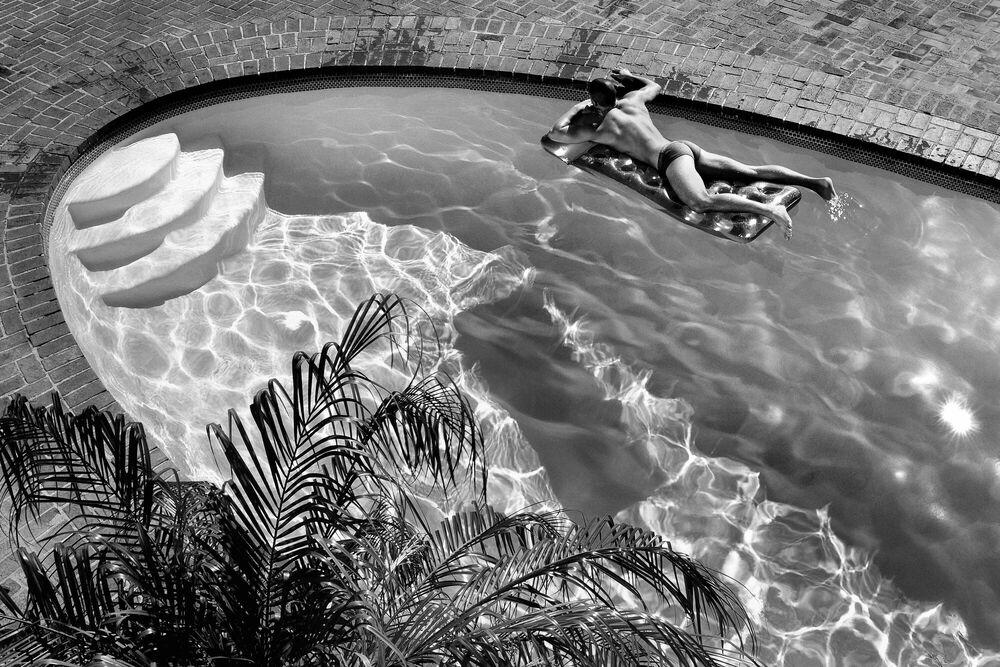 Fotografia L.A. POOL - FRED GOUDON - Pittura di immagini