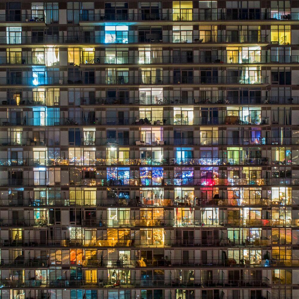 Fotografie LIGHT BOX - GARY CUMMINS - Bildermalerei