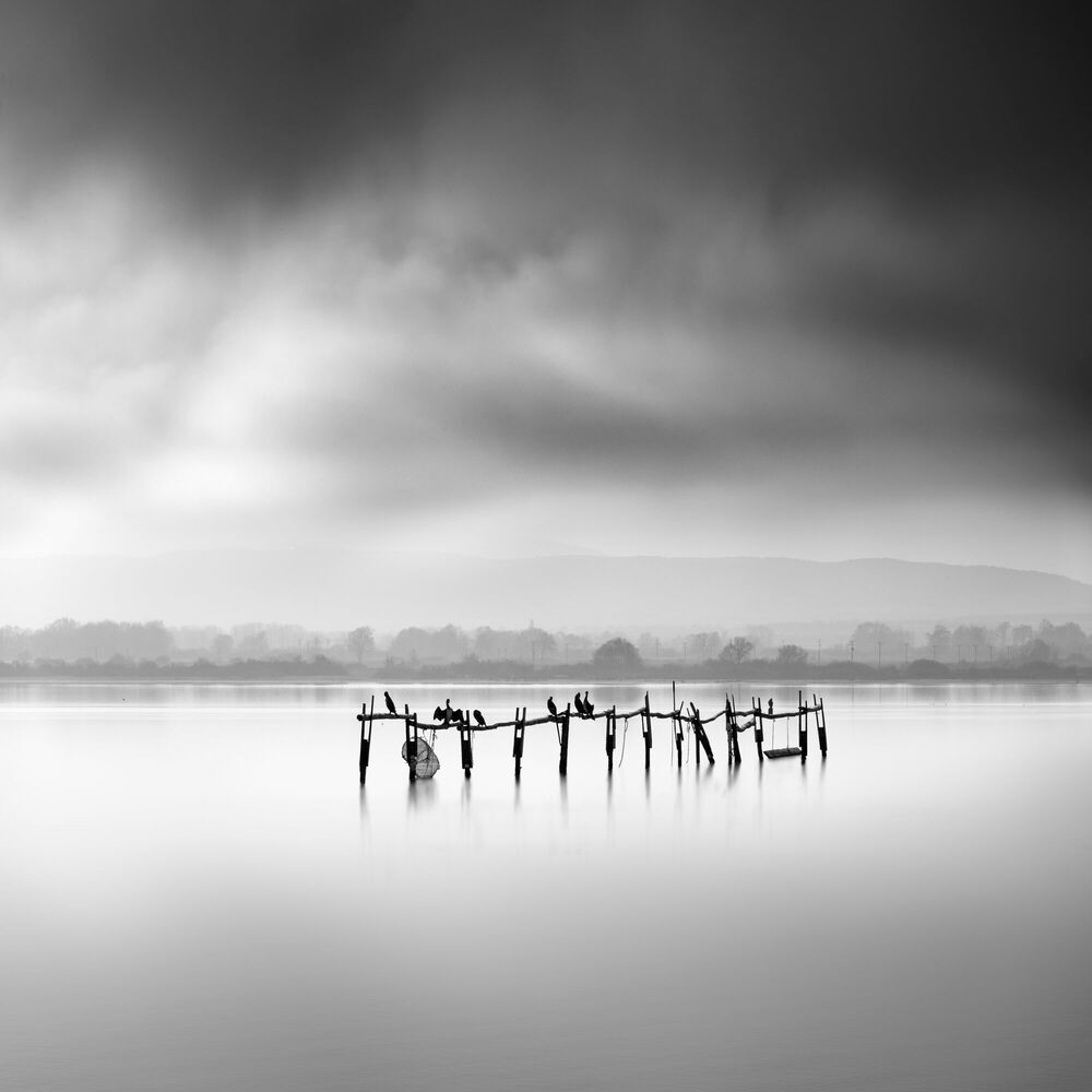 Photographie RAIN SONG - GEORGE DIGALAKIS - Tableau photo