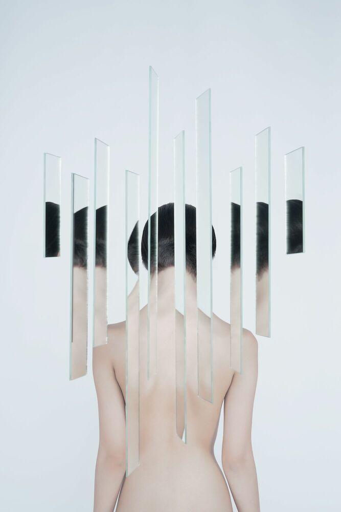Fotografie Mirrors 1 - George Mayer - Bildermalerei