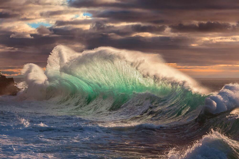 Photographie ROUGH SEA 12 - GIOVANNI ALLIEVI - Tableau photo