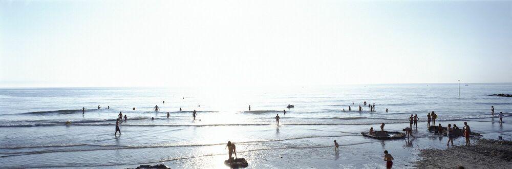 Fotografia Beach II - GOTZ GOPPERT - Pittura di immagini