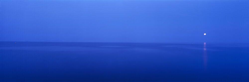 Photographie Full moon - GOTZ GOPPERT - Tableau photo