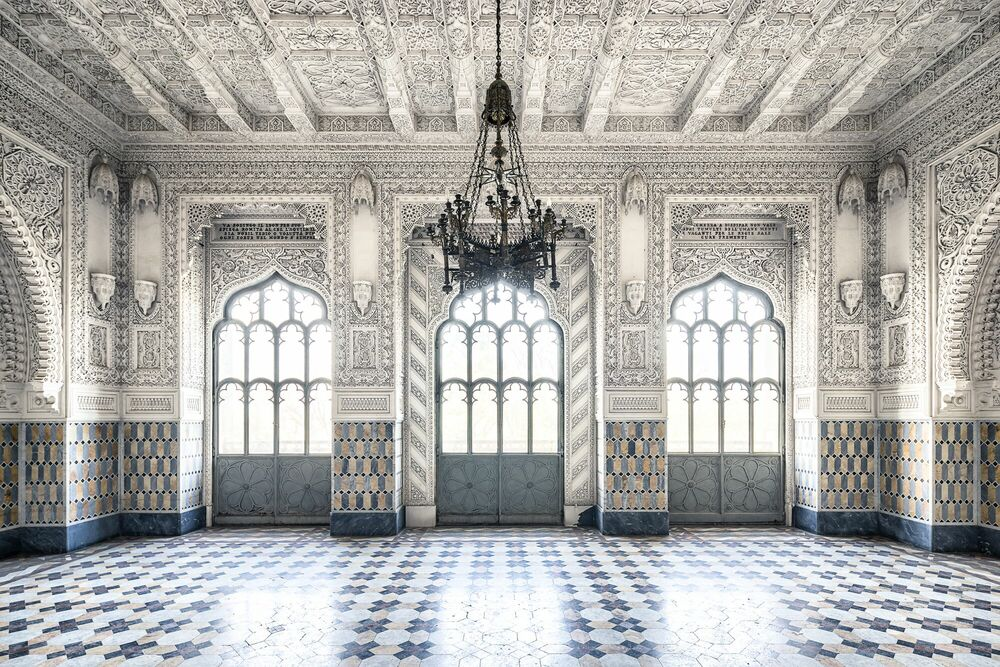 Photographie THE MOORISH PALACE II - GREGOIRE CACHEMAILLE - Tableau photo
