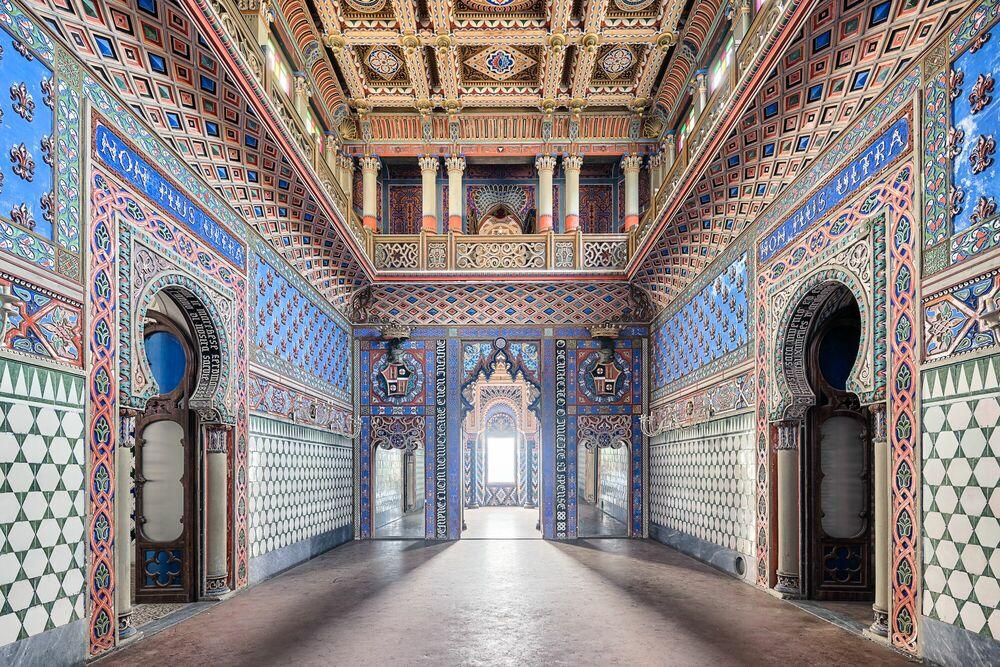 Fotografie THE MOORISH PALACE IV - GREGOIRE CACHEMAILLE - Bildermalerei