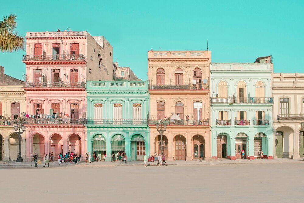 Fotografie DREAMY CITY - HELENE HAVARD - Bildermalerei